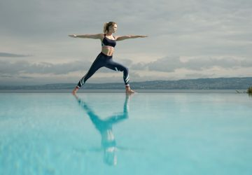 Yoga Piscine Royal Evian